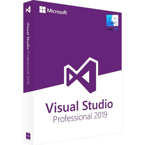 MICROSOFT VISUAL STUDIO 2019 POUR MAC