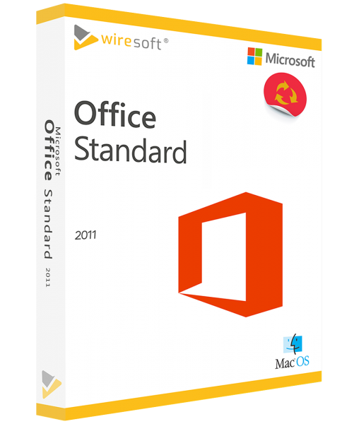 MICROSOFT OFFICE MAC 2011 STANDARD