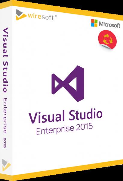 MICROSOFT VISUAL STUDIO 2015 ENTERPRISE