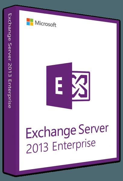 MICROSOFT EXCHANGE SERVER 2013 ENTERPRISE