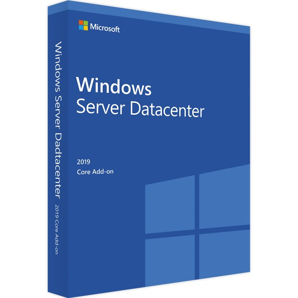 MICROSOFT WINDOWS SERVER 2019 DATACENTER 2-CORE