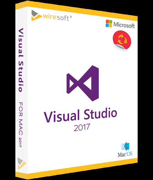 MICROSOFT VISUAL STUDIO 2017 POUR MAC