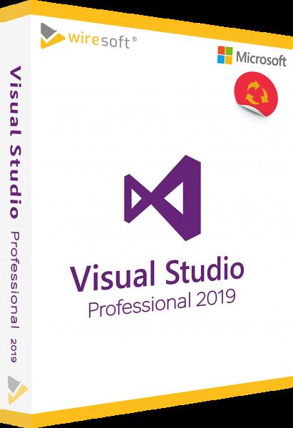 MICROSOFT VISUAL STUDIO 2019 PROFESSIONAL