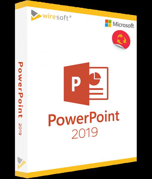 MICROSOFT POWERPOINT 2019