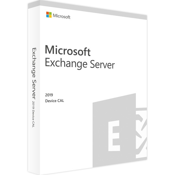 MICROSOFT EXCHANGE SERVER 2019 DEVICE CAL