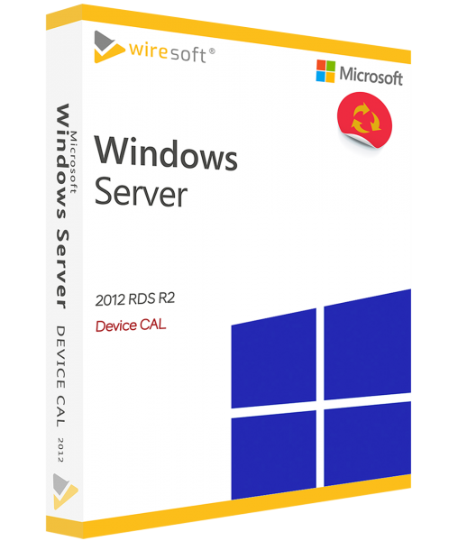 MICROSOFT REMOTE DESKTOP SERVICES 2012 R2 DEVICE CAL