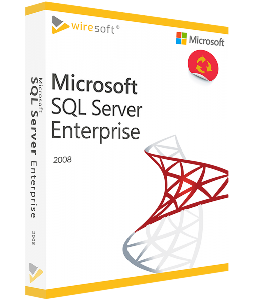 MICROSOFT SQL SERVER 2008 ENTERPRISE